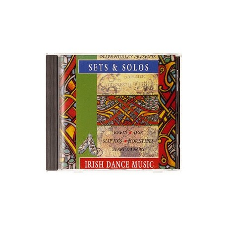 CD Olive Hurley´s Sets & Solos 1