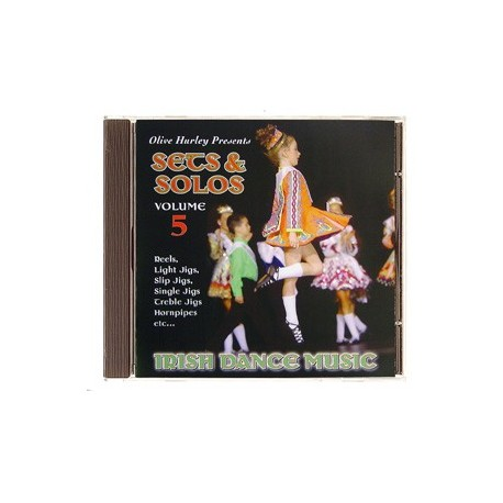 CD Olive Hurley´s Sets & Solos 5