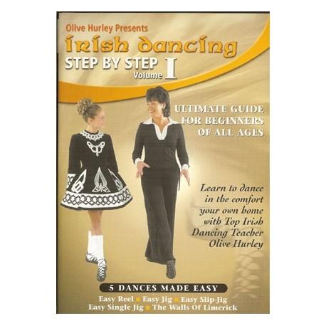Irish Dancing Step by Step Vol. I