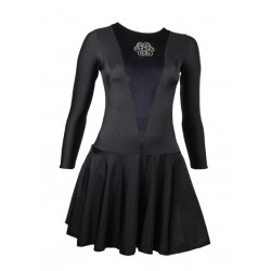 Irish Dancing Dress, Lycra v. Pacelli