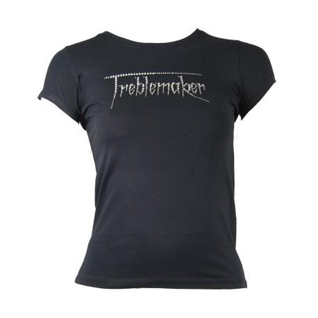 Damen T-Shirt mit Treblemaker Motiv