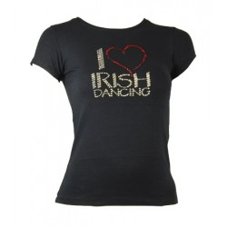 "Damen T-Shirt I love .."" Motiv"