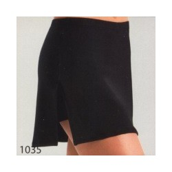 Rock mit integrierter Short, Motionwear 1035