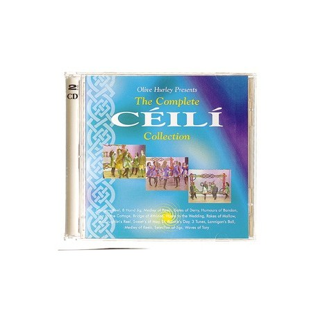 2 CD Set: Complete Ceili Collection