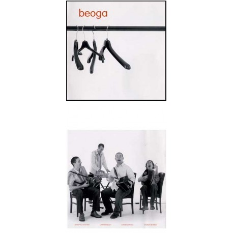 CD Beoga - A lovely madness