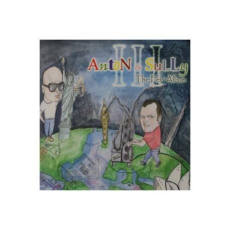 CD The Feis Album Vol III - Anton & Sully