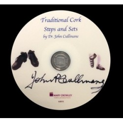 DVD Traditional Cork Steps & Sets