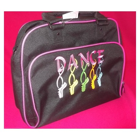 """Trage- / Schultertasche """"Dance"""" Motiv"""