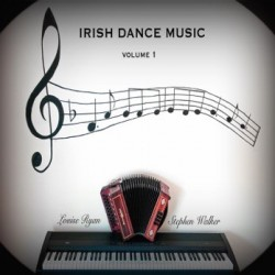 CD Irish Dance Music 1