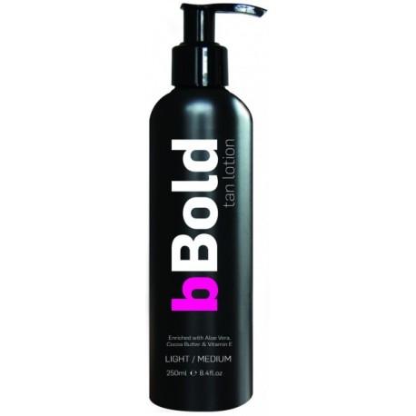 bBold Self Tan Lotion, medium, 250ml