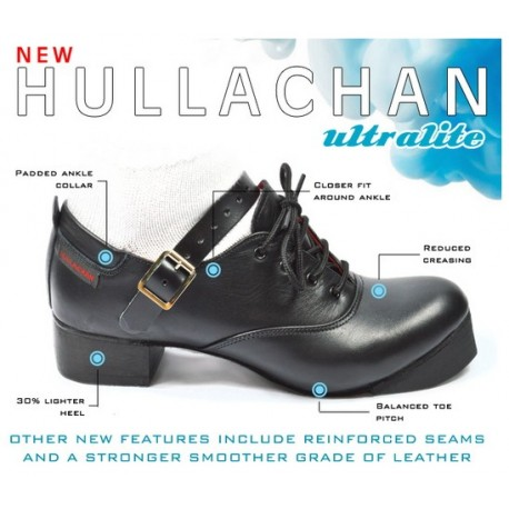 Hullachan Red Jig Shoe