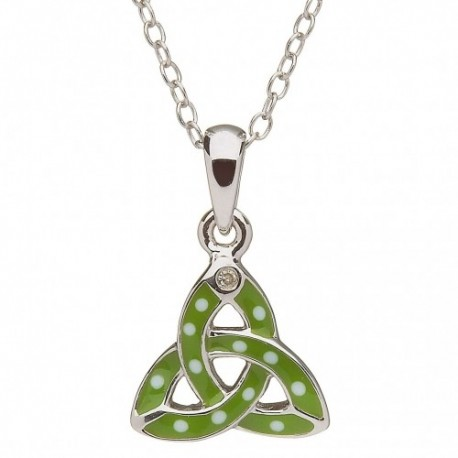 Trinity Pendant, Little Miss Collection
