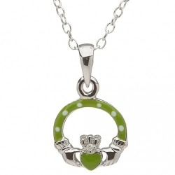 Claddagh Pendant, Little Miss Collection