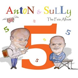CD The Feis Album Vol 4 - Anton & Sully